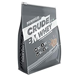 Bigmuscles Nutrition Crude Whey Protein