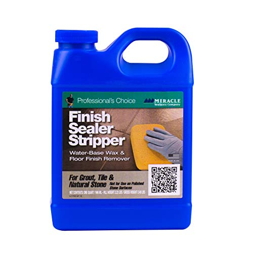 Miracle Sealants FSS6QT Finish Sealer Stripper Cleaners, Quart