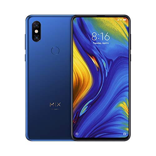 Xiaomi Mi Mix 3 128GB Handy, blau, Android 9.0 (Pie)