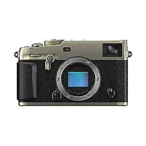 "FUJIFILM ミラーレス一眼カメラ X-Pro3 DRシルバー FX-X-PRO3ーDS"""