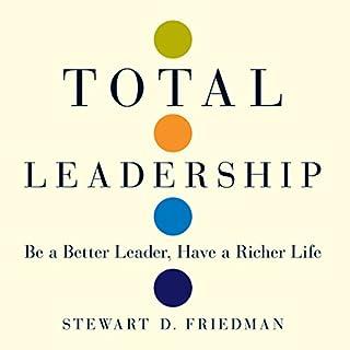 Couverture de Total Leadership
