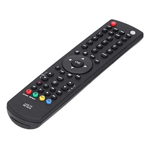 TV-Fernbedienung, Fernbedienung für Toshiba LCD-Fernseher Universalersatzteile Rc1910 Schwarz