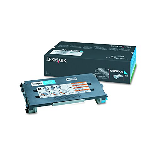Lexmark Cartucho Toner Alta Capacidad C500 Cyan