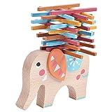 Kohyum Balance Spielzeug Montessori Spielzeug Holz Balance Spiel Lerngeschenk Lerngeschenk für Kinder