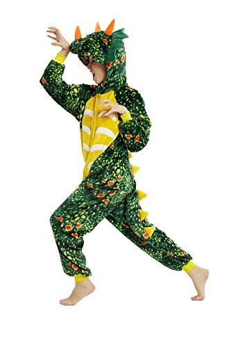 dressfan Animal Mono Caballo Pijamas para Adultos Unisex Franela Polar Cosplay Disfraz Pijamas Familiares