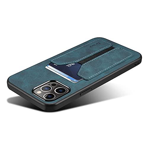 SUTENI iPhone 13 Pro Max Wallet case, iPhone 13 Pro Max Wallet Case Slim Credit Card Slot Holder Case, PU Leather Wallet Case Compatible...