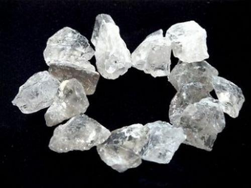Aqua Lapis Bergkristall Rohstein 1 kg Wassersteine Wasseraufbereitung