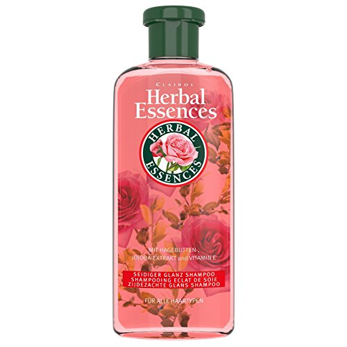 Herbal Essences Shampoo Seidiger Glanz für normales Haar, 6er Pack (6 x 400 ml)