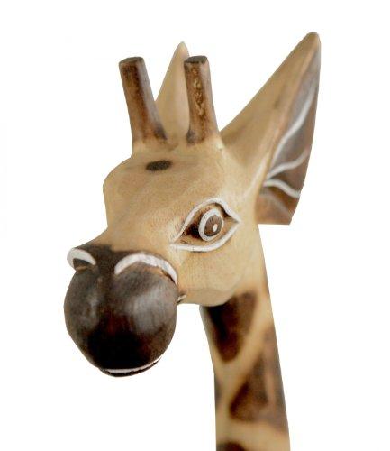 Holz-Giraffe Deko-Giraffe, Grösse:ca. 100 cm