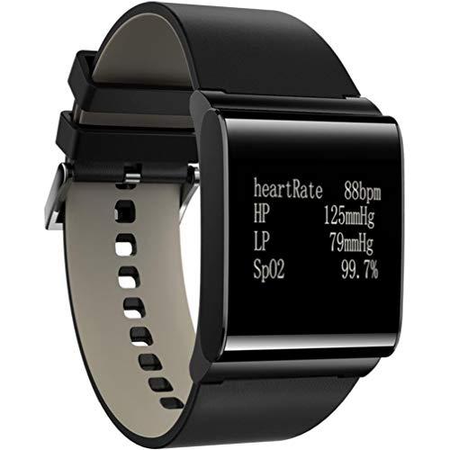 YAMMY Wasserdichter Aktivitäts-Tracker, Fitness-Armband, X9 Plus Bluetooth 4.0 LED Smart Armbanduhr Armband Sportuhren