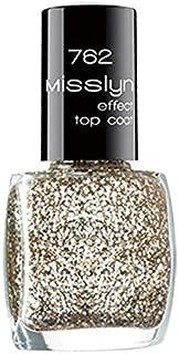 Misslyn Effect Top Coat No. 762 Bling-Bling - Gold