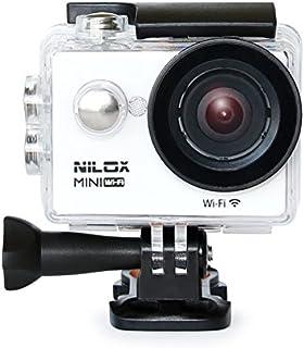 Nilox MINI WI FI Camera, Gris, 24.4 x 10.5 x 10