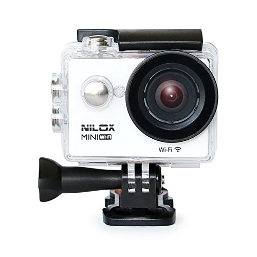 Nilox MINI WI FI Camera, Gris, 24.4 x 10.5 x 10