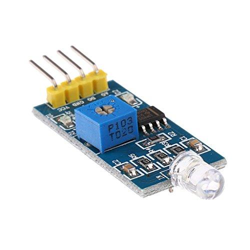 Magideal módulo de fotodiodo sensor interruptor de luz para Arduino