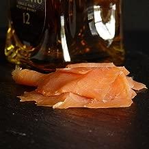 Solex Catsmo 12yr Old Single Malt Scotch Smoked Salmon - 1lb Presliced Package
