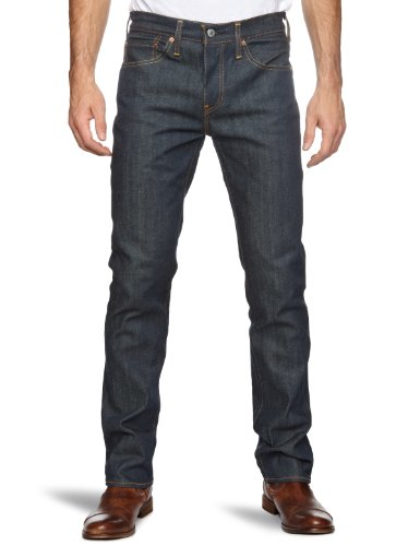Levi's Herren 511 Slim Fit Jeans, Grün (Rigid Green 0003), 33W x 32L