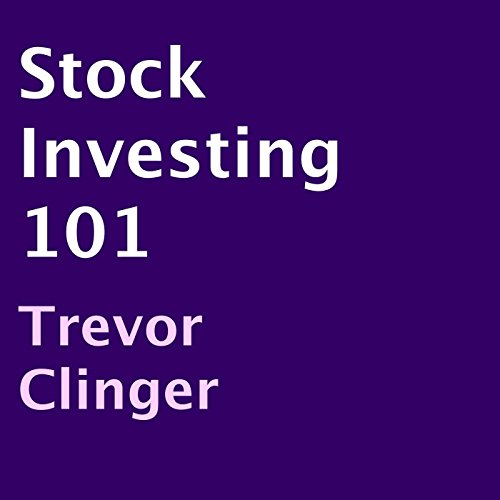 Stock Investing 101 audiobook cover art