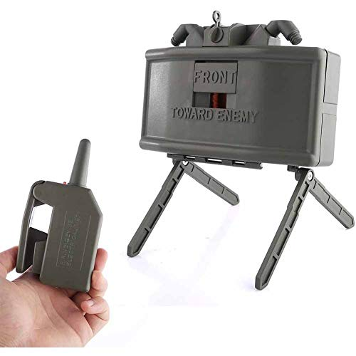 Espada Amplia Remoto de Dispositivos de detonación Lanzador eléctrico Remoto Bala Clip Detonating Agua Cuentas Bomba de Agua Claymore para Nerf CS Juego