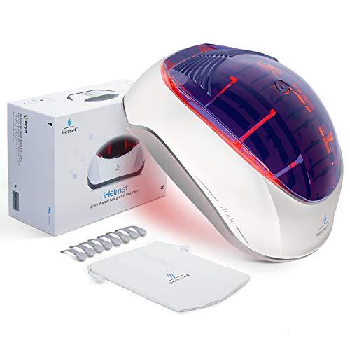 iHelmet Hair Growth System Laser Hair Growth Helmet for Men and Women