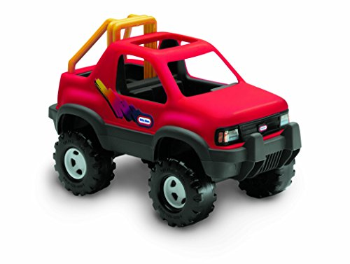 Little Tikes - 172540e3 - Jeu De Construction - Sports Truck