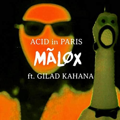 Malox feat. Gilad Kahana