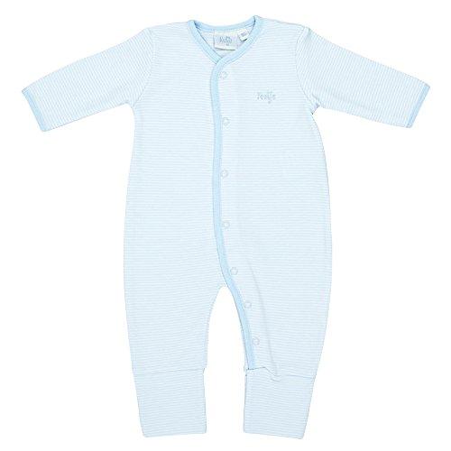 Feetje - Salopette - Manches Longues - Bébé (garçon) 0 à 24 Mois - Bleu - 86 cm