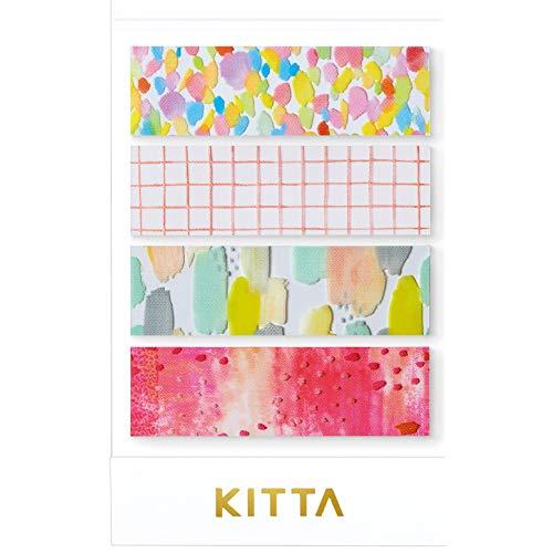 キングジム マスキングテープ KITTA Clear KITT001 ドロップ