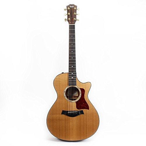 Guitares électro acoustiques TAYLOR 512CE GRAND CONCERT CUTAWAY Folk électro