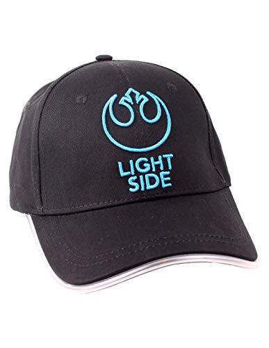 Casquette Lumineuse Star Wars - Light Side Rebel Logo