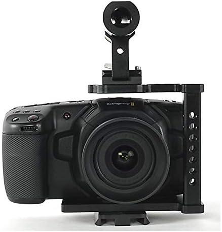 Blackmagic Pocket Cinema Camera 4K with Fantom Rigs Camera Cage Kit product image