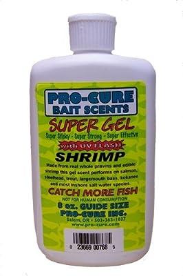 Pro-Cure Shrimp Super Gel, 8 Ounce