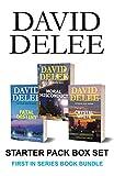 David DeLee Starter Pack Box Set: First in Series: Crime Thriller Book Bundle