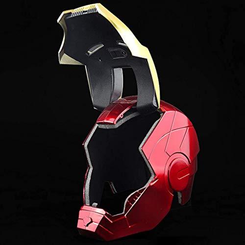 Eisen Mann Helm Rache 1/1 Spielzeug Modell Maske Miracle Avengers Kunststoff Full...