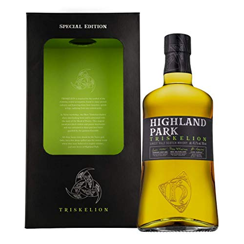 Photo of Highland Park – Triskelion – Special Edition – Whisky