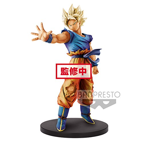 Banpresto Dragon Ball Z BLOOD OF SAIYANS -SPECIAL- Super Saiyan Goku figure 20cm japan