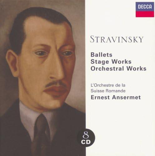 L'Orchestre de la Suisse Romande & Ernest Ansermet