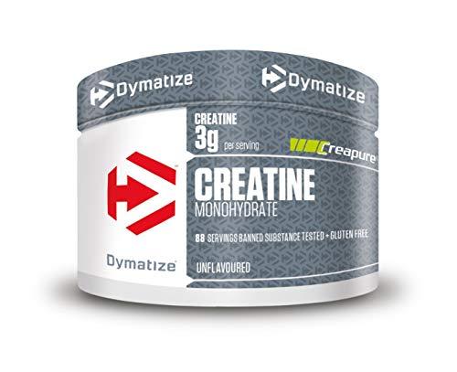 Creatine Monohydrate Powder, Unflavoured