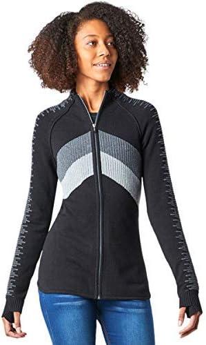 Smartwool Womens Dacono Ski Full Zip Sweater