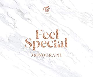JYP Ent Twice - Feel Special Monograph+Extra Photocards Set