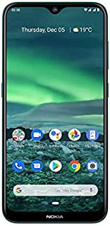 "NOKIA 2.3 Android Smartphone Dual SIM, 2GB RAM, 32 GB Memory, 6.2"" HD+ screen, Face Unlock - Green"