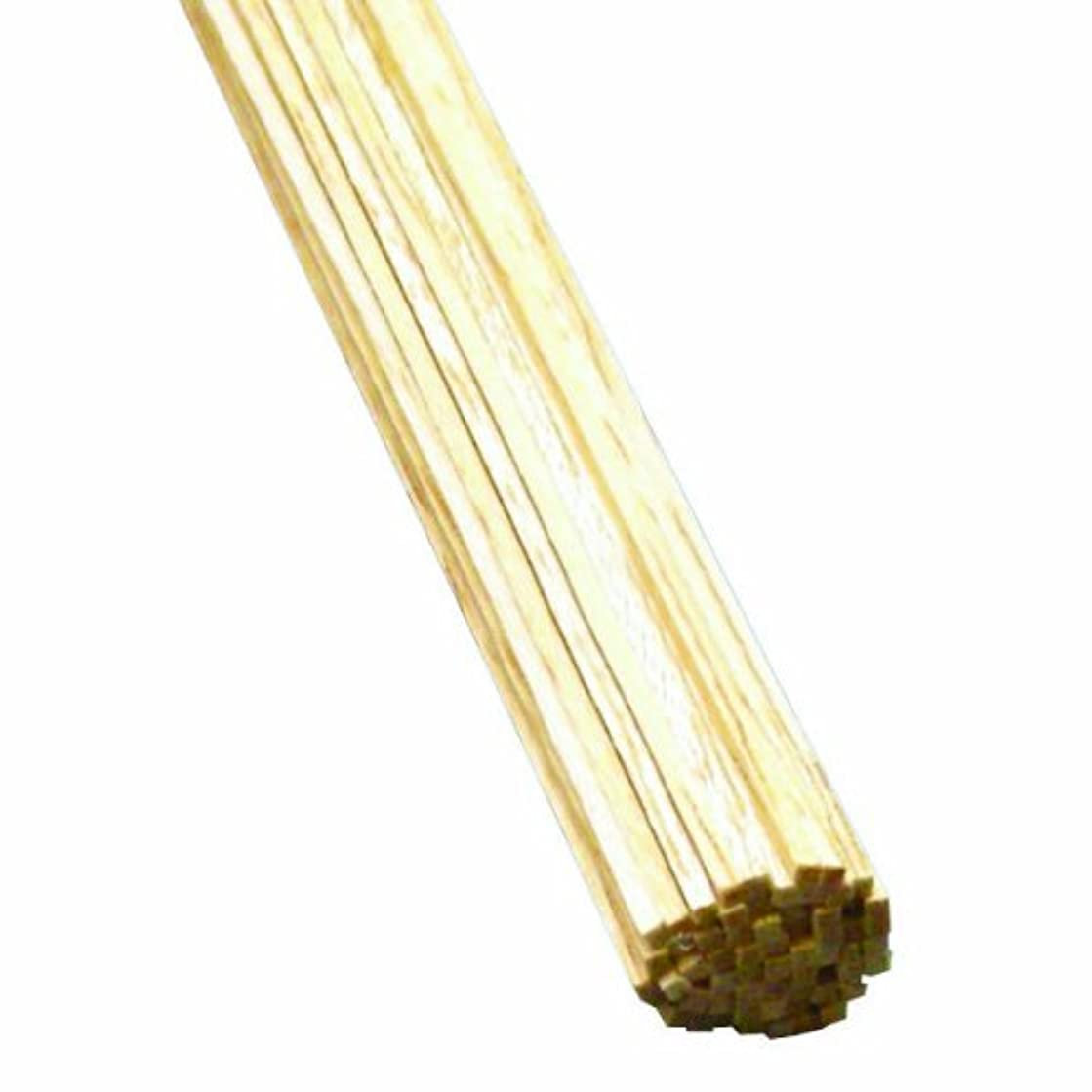 Midwest Products 6022 Micro-Cut Quality Balsa 36 Inch Strip Bundle, 0.0625 x 0.0625 Inches