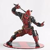 QWYU Deadpool Figura de acción X-men Artfx Model Toys