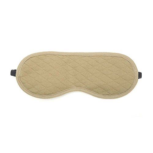 Sommeil Masque pour les yeux Masque Coton Eyeshade Voyage Eye Sommeil Masque Simple Style Eye Shade
