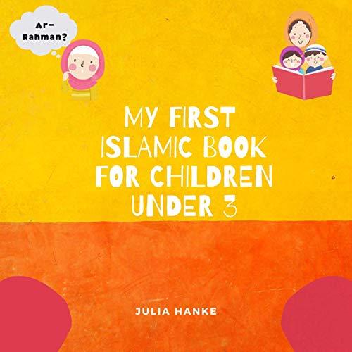 Diseño de la portada del título My First Islamic Book for Children Under 3