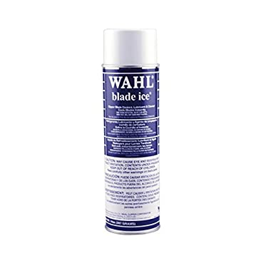 Wahl Professional Animal Blade Ice, Coolant, Lubricant for Pet Clipper Blades #89400