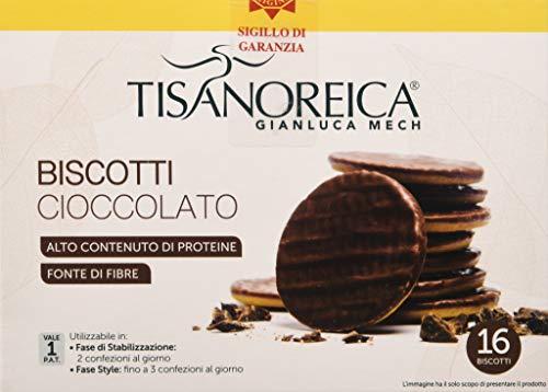 Gianluca Mech Biscotti al Gusto di Cioccolato - 176g