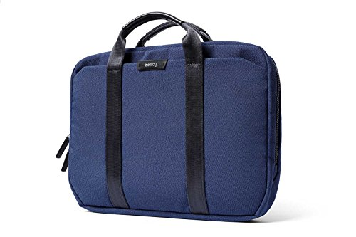 Bellroy Laptop Brief 15', woven laptop bag (15' laptop, notes, cables, everyday essentials) Black