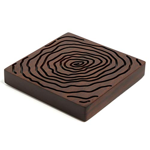 Lowest Prices! Tea-For-One Sets Tea tray whole ebony wood tea ceremony water storage tray Kung Fu dr...