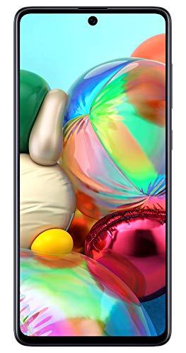 Samsung Galaxy A71 (Prism Crush Black, 8GB RAM,...