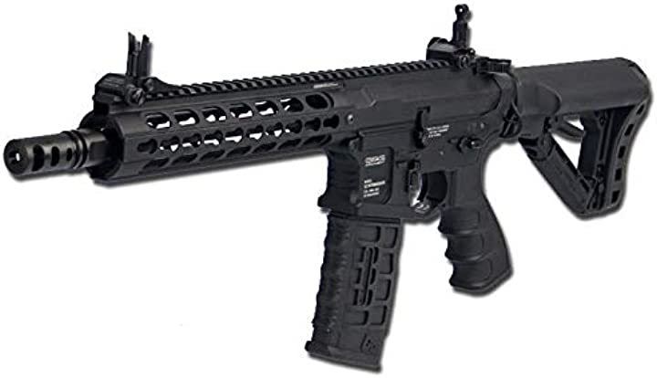 Fucile softair cm16 warthog mosfet keymod  g1 B07HL9QP7R